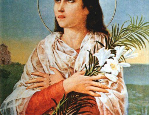 La storia di Santa Maria Goretti