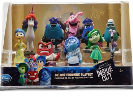 I Disney Store celebrano Inside Out