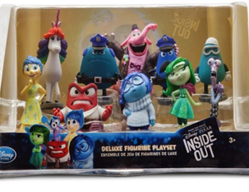 I Disney Store celebrano Inside Out