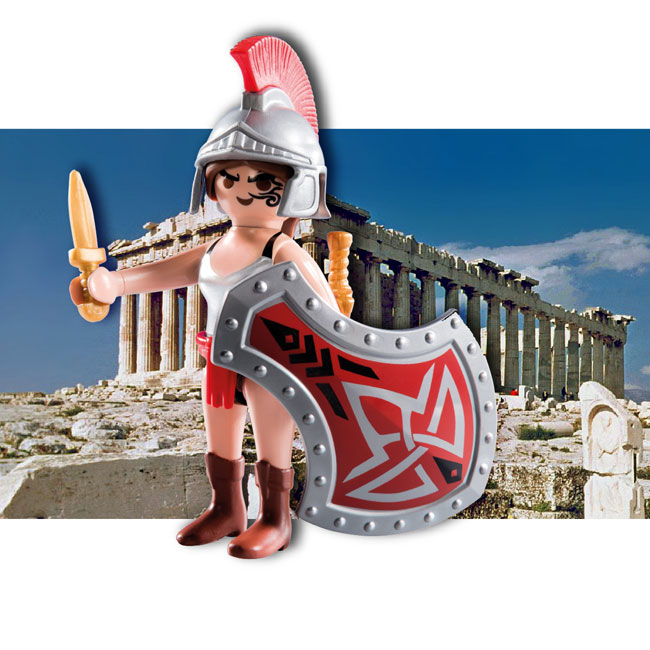 playmobil grecia