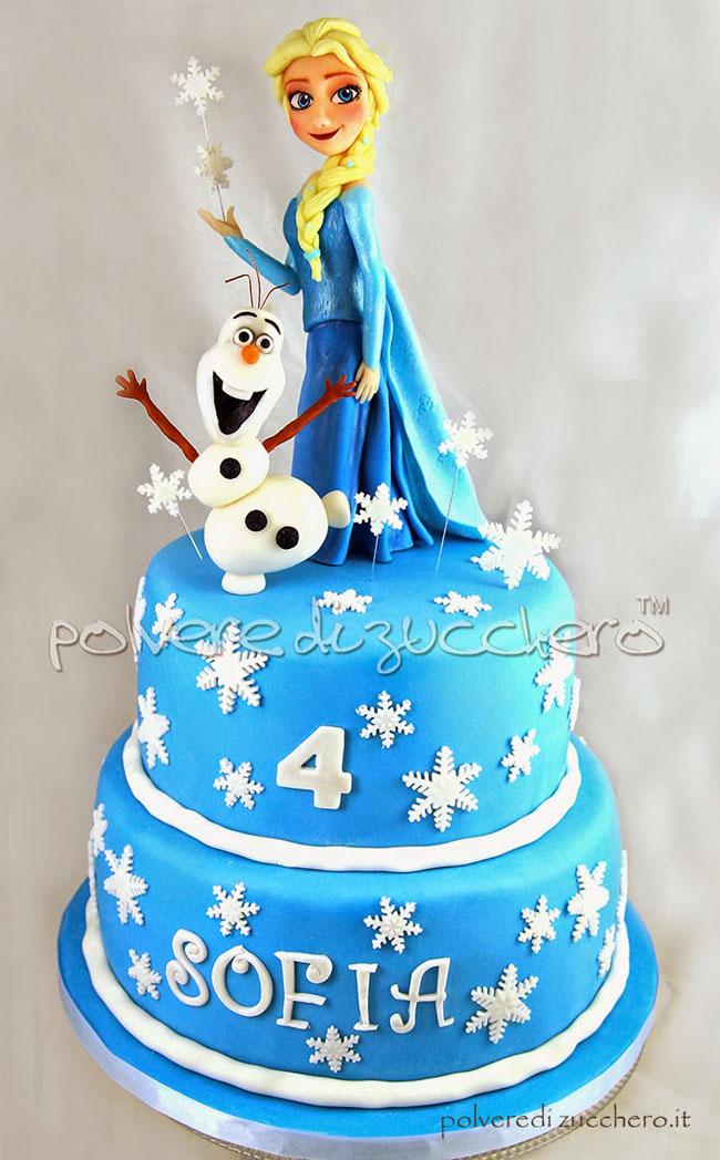 torta di frozen