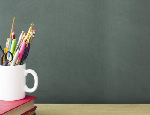 Buon inizio dell'anno scolastico a tutti i bambini