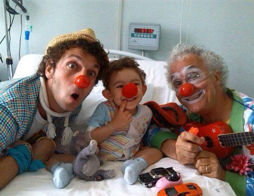 La magia di un sorriso per i bambini in ospedale