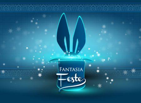 Con Fantasia Feste il divertimento è assicurato