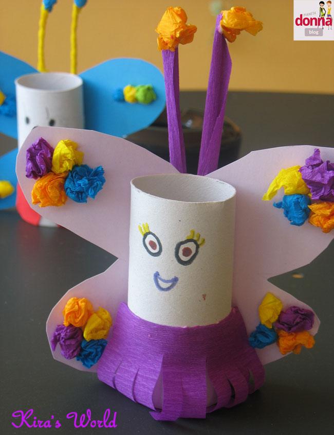 farfalla viola