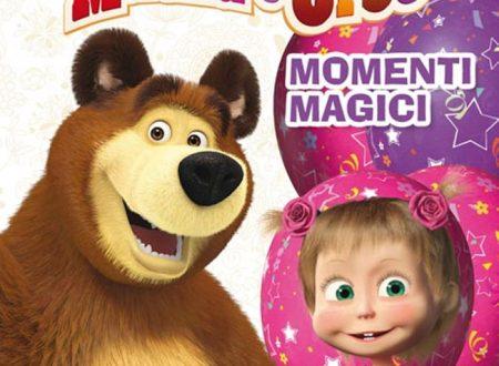 Momenti Magici, l'album di figurine di Masha e Orso