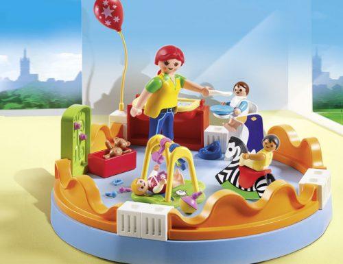 Buon rientro a scuola da Playmobil