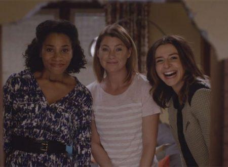 Grey's Anatomy 12×01: Sledgehammer