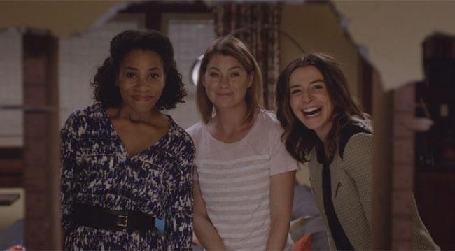 Grey's Anatomy, 12° stagione