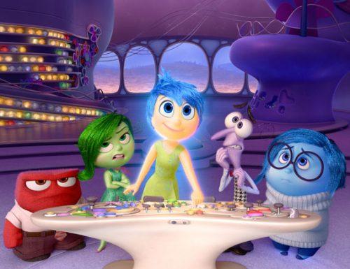 5 buoni motivi per andare a vedere Inside Out