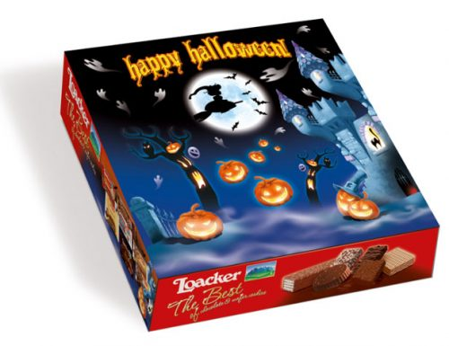 La Limited Edition di Loacker per Halloween