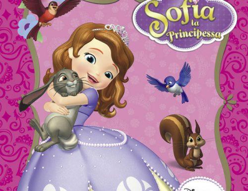 L'album di figurine della Principessa Sofia