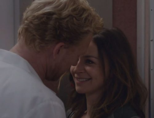 Grey's Anatomy 12×02: Walking Tall