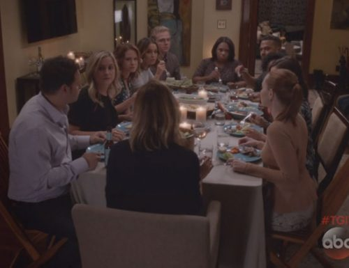 Grey's Anatomy 12×05: Guess Who's Coming To Dinner