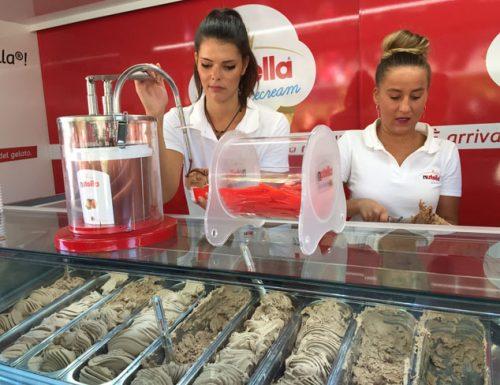 Nutella Icecream, un'idea per la merenda