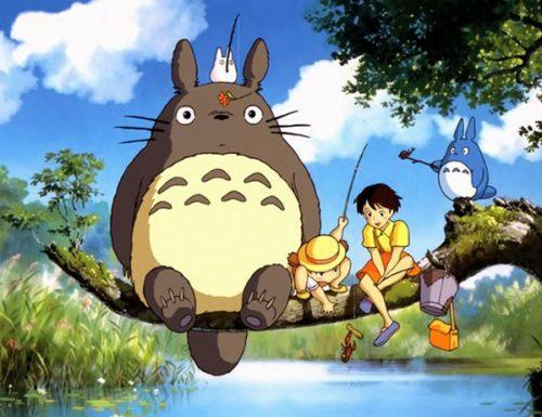 Il mio vicino Totoro torna al cinema
