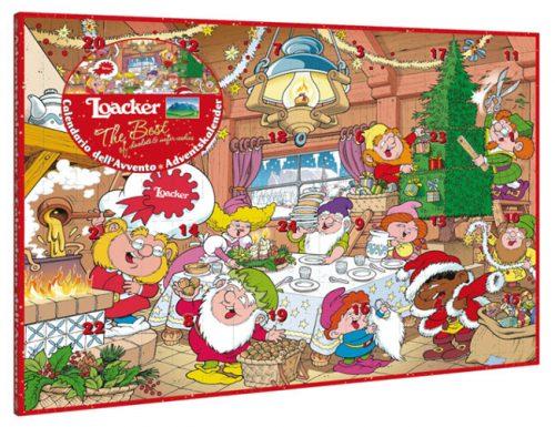 Calendario dell'Avvento Loacker: 24 prelibatezze per aspettare Natale