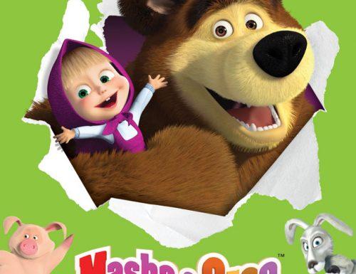 Masha e Orso Amici per sempre: il trailer ufficiale