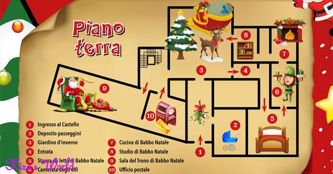 Babbo Natale Mappa.Villaggio Di Natale A Montepulciano Ecco La Nostra Esperienza Idee E Passioni Di Kira