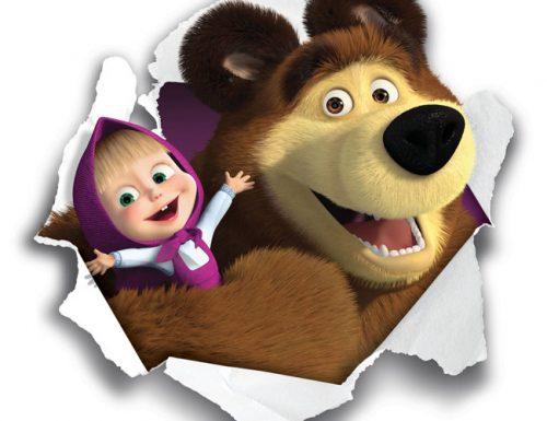 Masha e Orso al cinema: tutti i dettagli