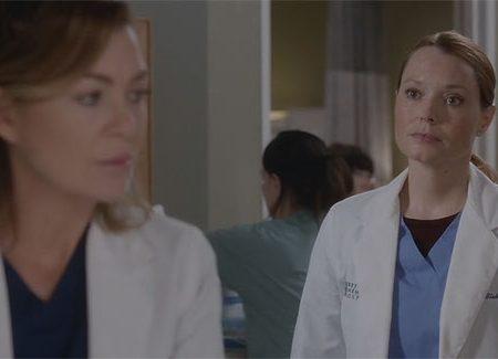 Grey's Anatomy 12×06: The Me Nobody Knows