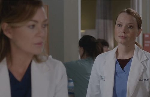 Grey's Anatomy 12×06: The Me Nobody Knows