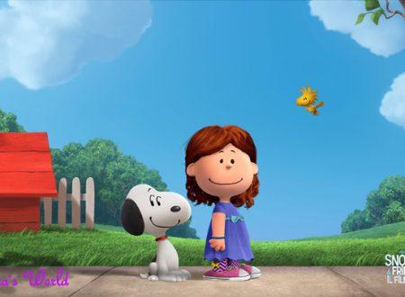 The Peanuts Movie, la mia recensione del film di Snoopy