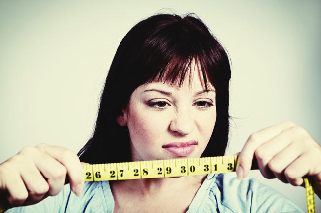 Esercizio per perdita di peso in un corpo superiore