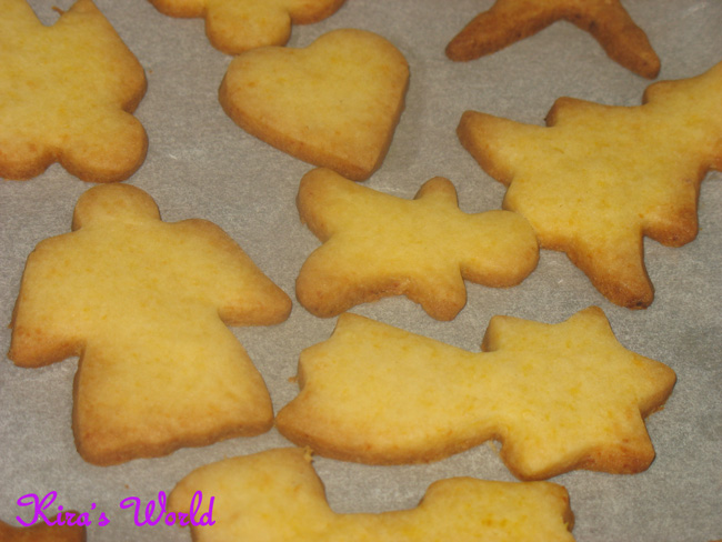 Ricetta Biscotti Di Natale.La Ricetta Dei Biscotti Di Natale Idee E Passioni Di Kira