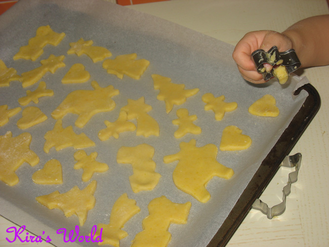 biscotti formine natale