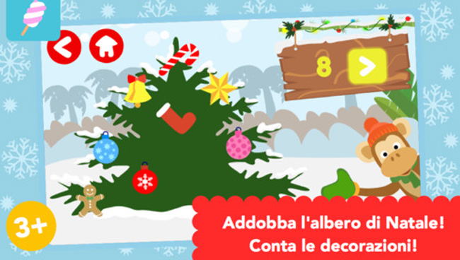 Math Tales - Christmas Time