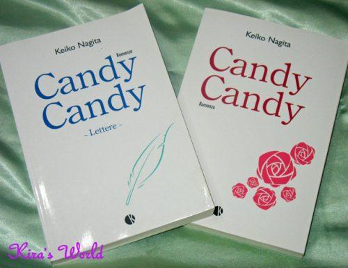 I romanzi di Candy Candy