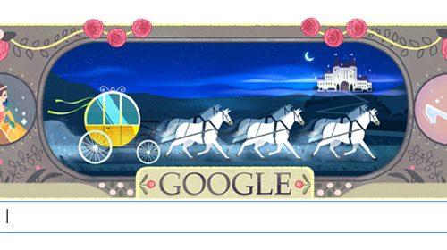 Google celebra le fiabe di Charles Perrault