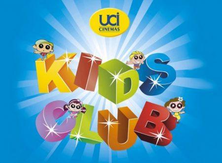 Kids Club: la rassegna di film per bambini a 3 €
