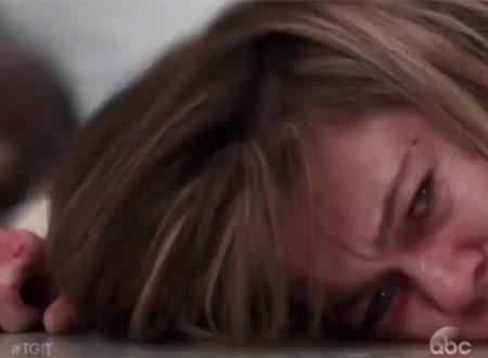 Grey's Anatomy 12: nuovo promo sull'incidente di Meredith