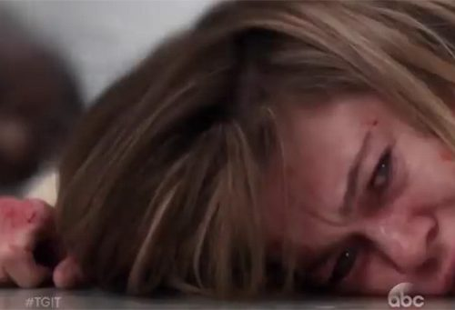 Grey's Anatomy 12: nuovo promo sull'incidente di Meredith