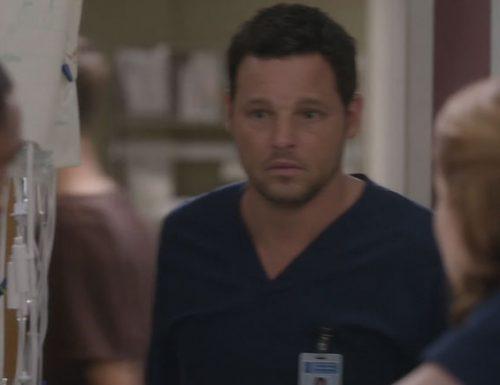 Grey's Anatomy 12×09: The sound of silence