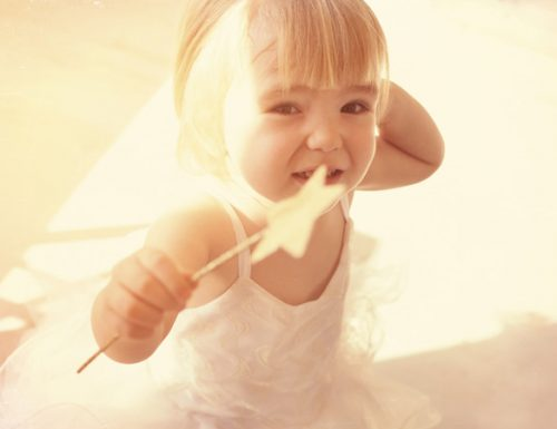 La bella storia di una bambina e di chi ha saputo credere in lei