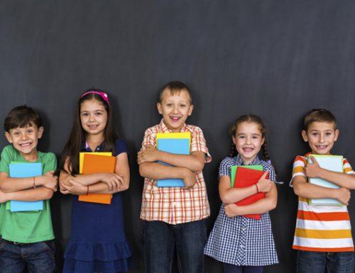 Studiare in gruppo aiuta i bambini a crescere