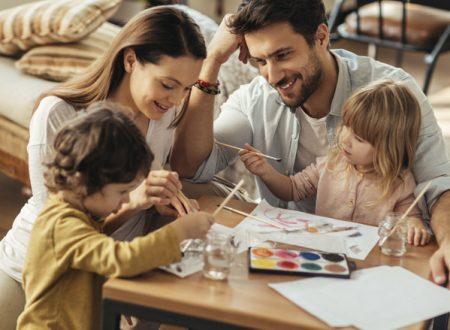 Le regole di una famiglia montessoriana