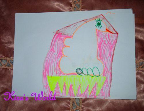 La chioccia e l'uovo nero, la storia di una bimba