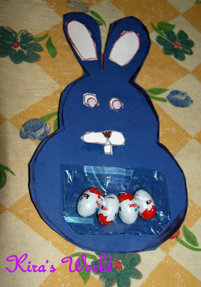 coniglietto blu