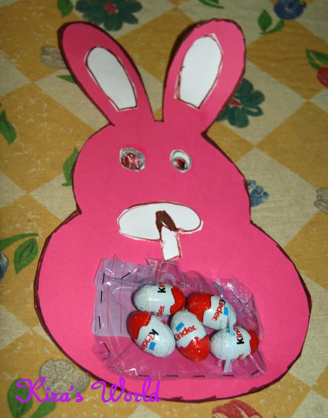 coniglio rosa