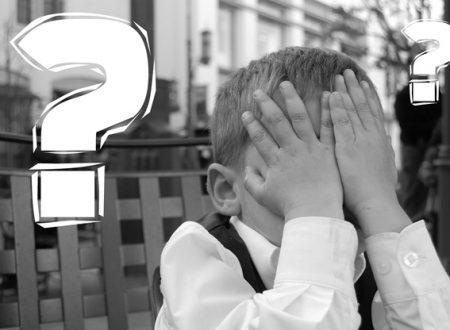 10 errori da evitare nell'educazione dei bambini