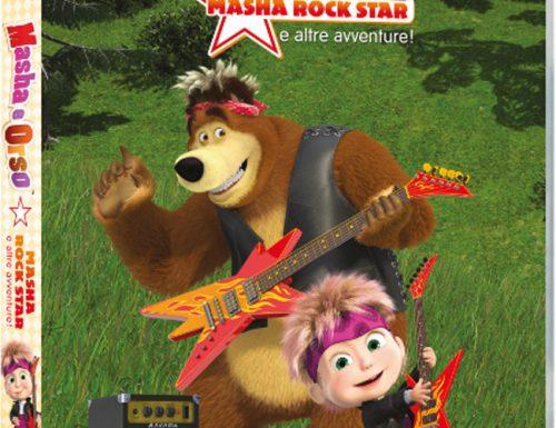Masha Rock Star, la sorpresa ideale per la Pasqua dei più piccoli