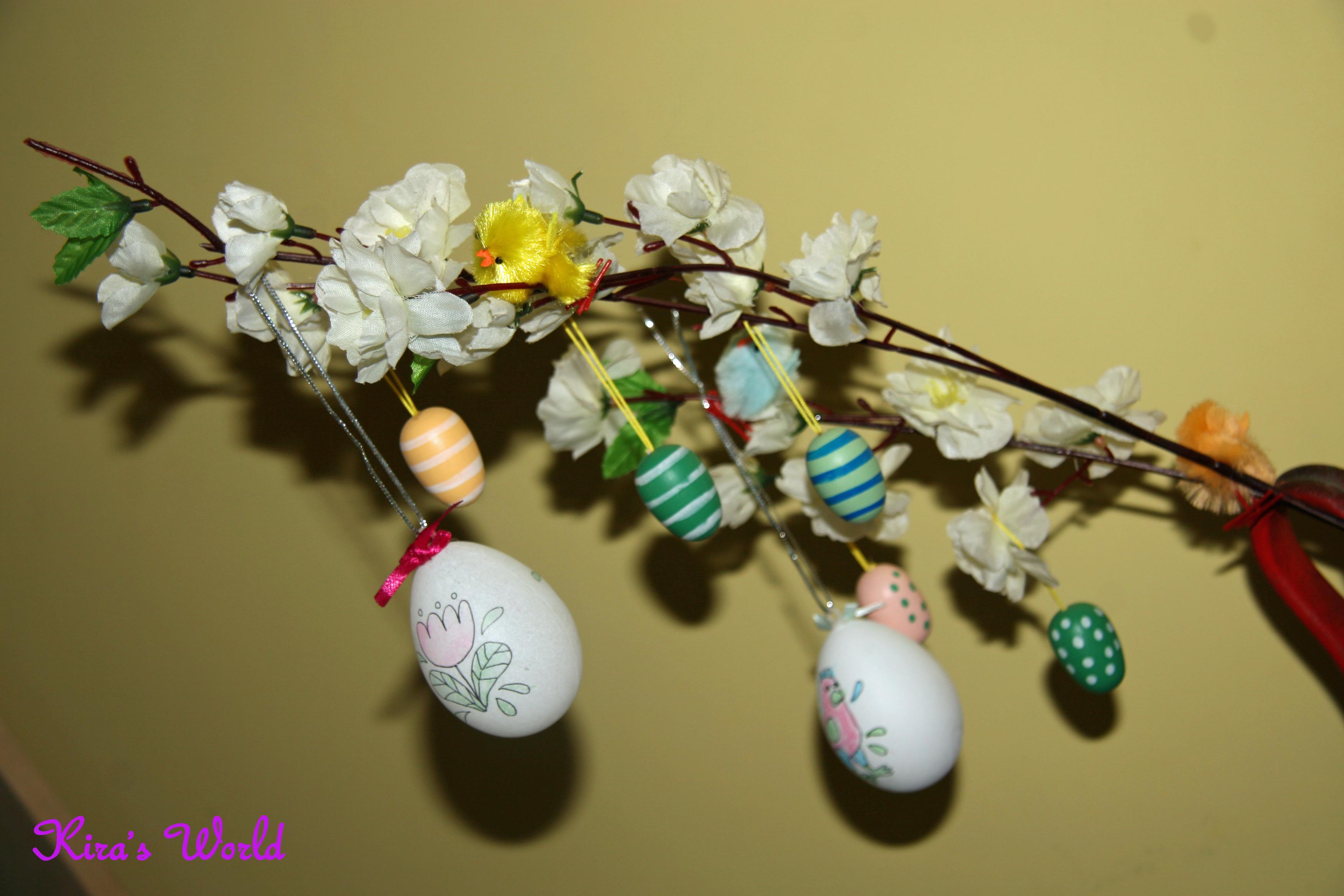 ramo decorato