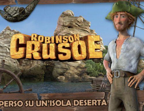 Robinson Crusoe, una app per bambini da provare
