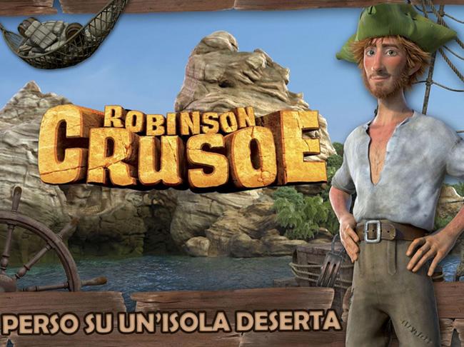 robinson crusoe app