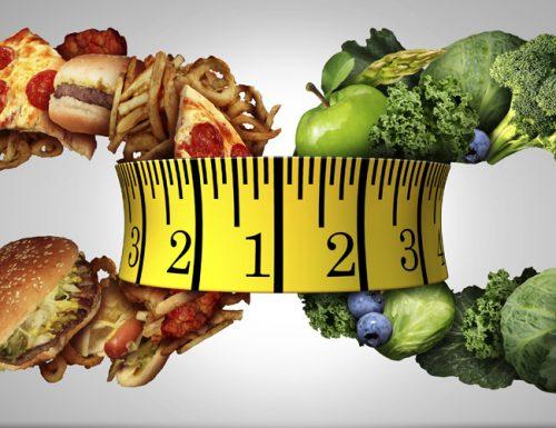 Dalla 55° alla 57° settimana di dieta: +1,4 kg