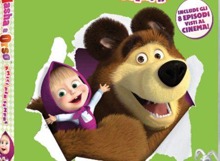 Masha e Orso Amici per sempre: 10 dvd per voi